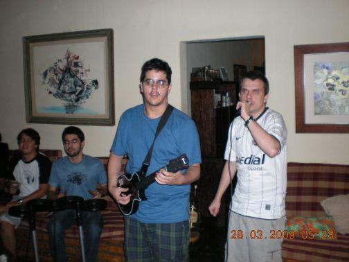 Rockband Churras