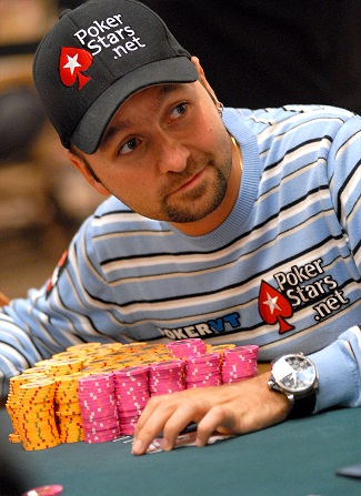 Daniel Negreanu hall da fama do poker