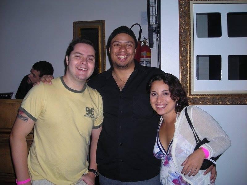 Marcelo MGP Ferreira, José Irineu e Renata