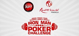 APT Iron Man Poker Challenge