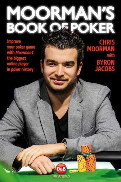 Chris Moorman book of poker