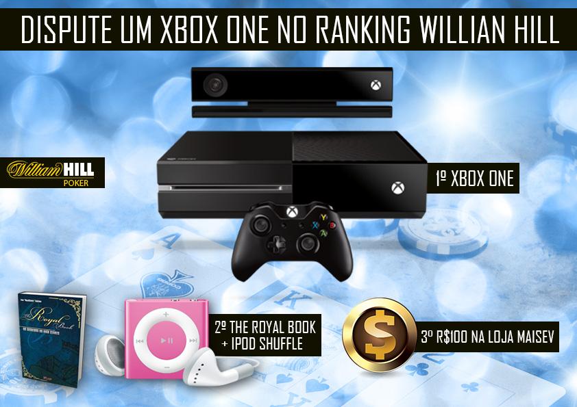 xbox one william hill