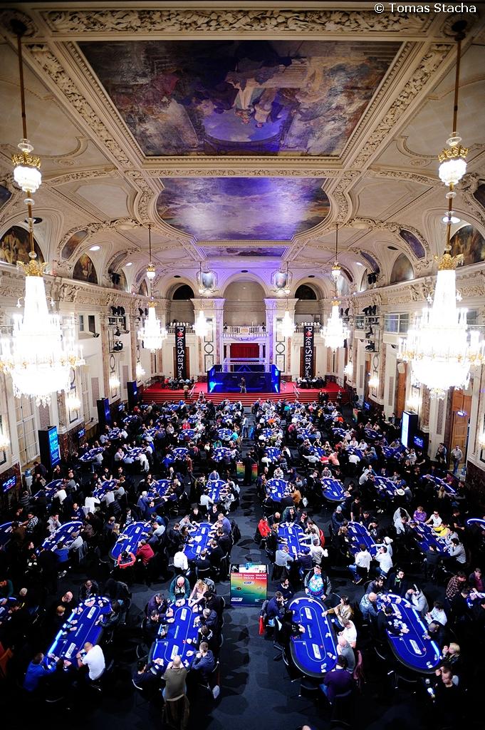 Hofburg Palace Poker