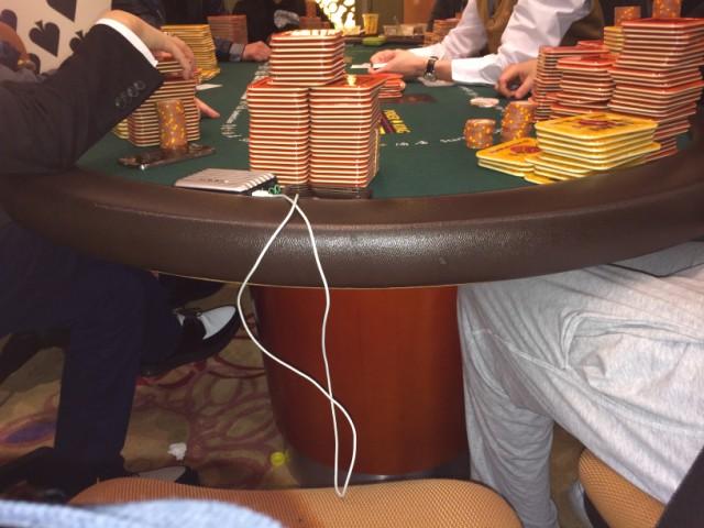 Cash games em Macau