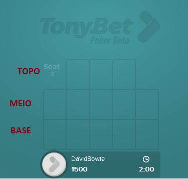 Como Jogar Poker Chines Base Meio Topo