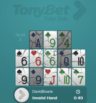 Como Jogar Poker Chines Mao Invalida