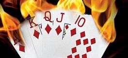 Poker Hand Burn