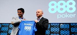 Luis Suarez 888Poker