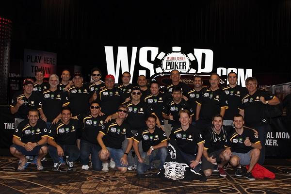 BestPoker Team BrazilFoto oficial