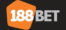 188 bet logo black