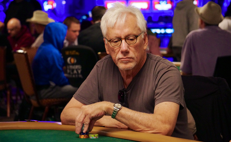 James Woods WSOP
