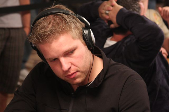 Jorryt van Hoof - November Nine chip leader