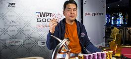 Sean YU WPT 500