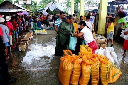 Doação nas Filipinas