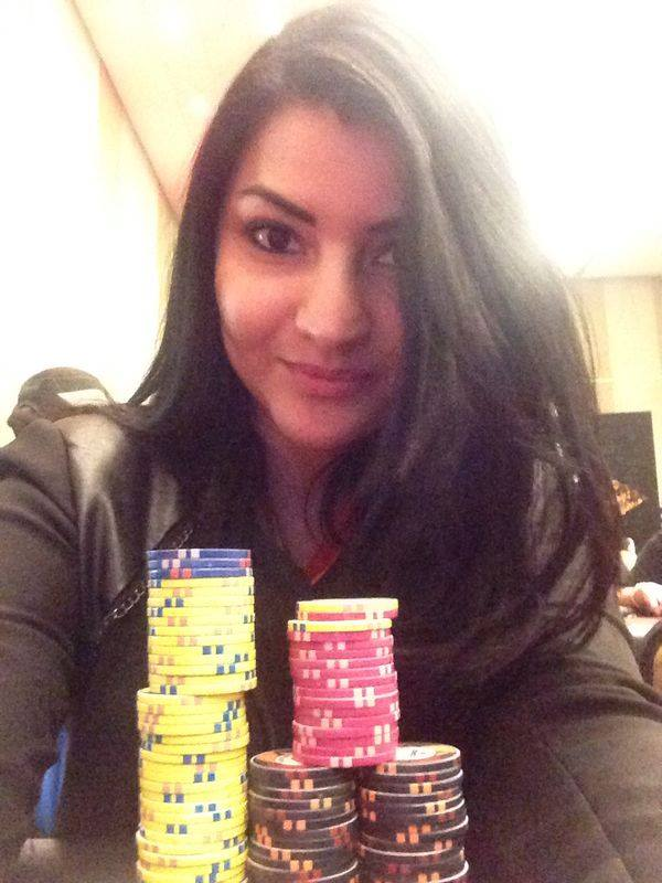 Gabrielle Costa - campeonato brasileiro de poker por equipes