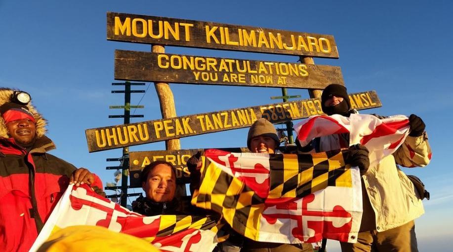 Shannon Shorr Kilimanjaro