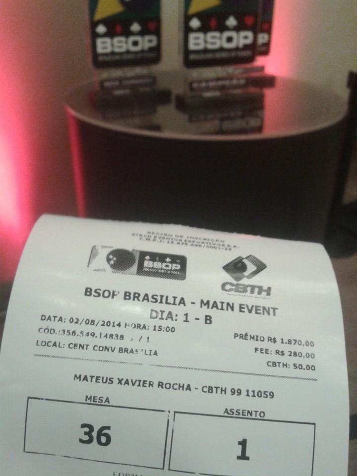 Mateus Xavier BSOP Brasília