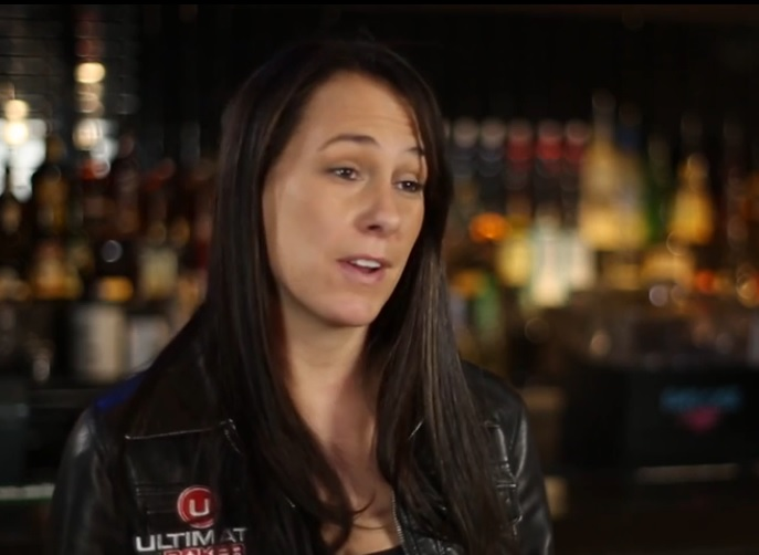 Danielle Anderson Poker Night In America