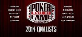 Hall Of Fame 2014