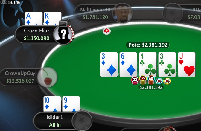 Isildur1 Out ME WCOOP