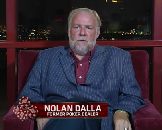 Nolan dalla Poker Night In America