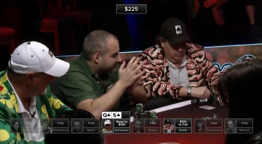 Poker Night In America Gavin Smith