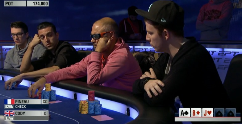 EPT Londres Live