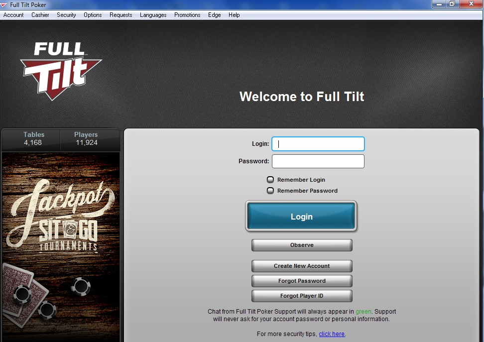 Viktor Blom Full Tilt Software