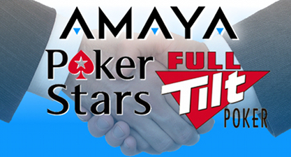 PokerStars e Full Tilt na Amaya