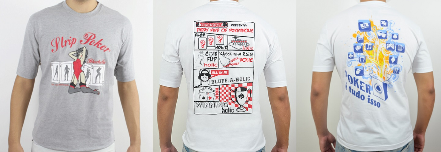 Camisetas Loja MaisEV