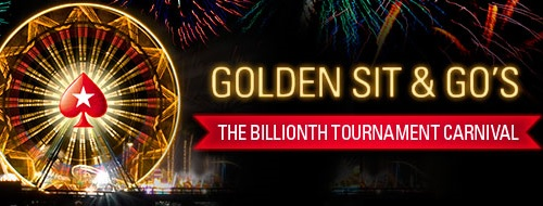 Golden Sit Torneio 1 BilhãoGolden Sit Torneio 1 Bilhão