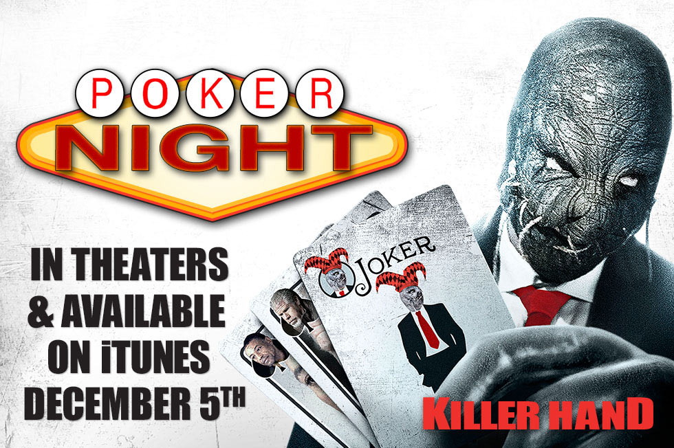 Poker Night Movie