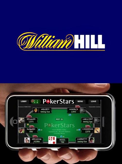 PokerStars Mobile William Hill EGR Awards