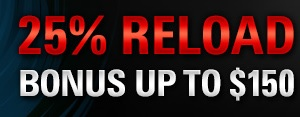 Reload Bonus PokerStars