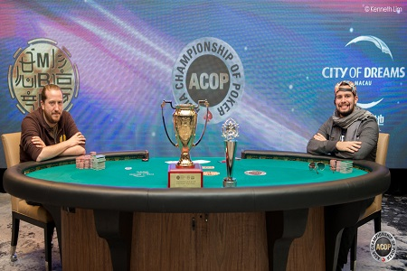 Steve O dwyer Heads US APOC SUper High Roller