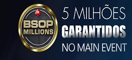 bsop millions 5 milhoes