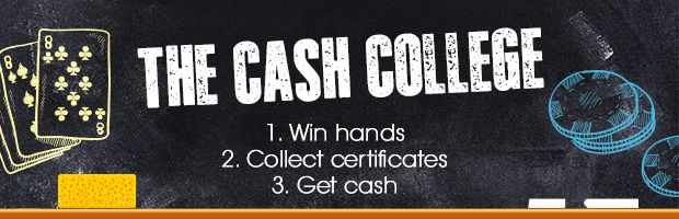 cash college william hill