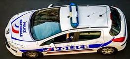 police frança ilegal