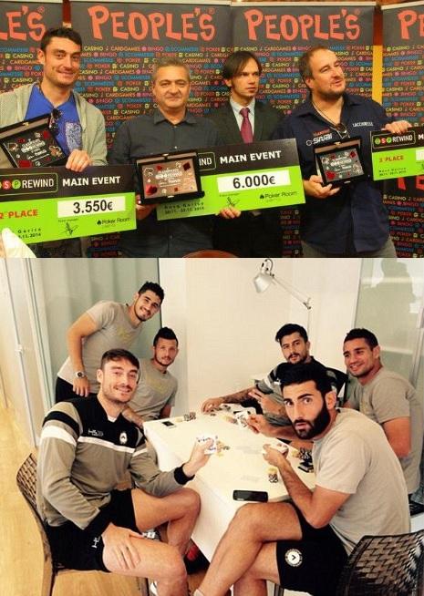 Alberto Riera Jogador Torneio Poker