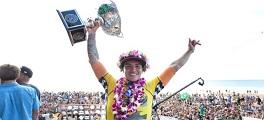 Gabriel Medina Campeão Surf