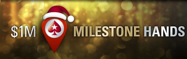 Milestone Hands december festival