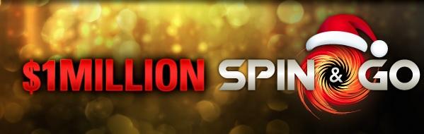 Spin Go 1 milhão december festival