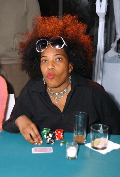 Macy Gray poker