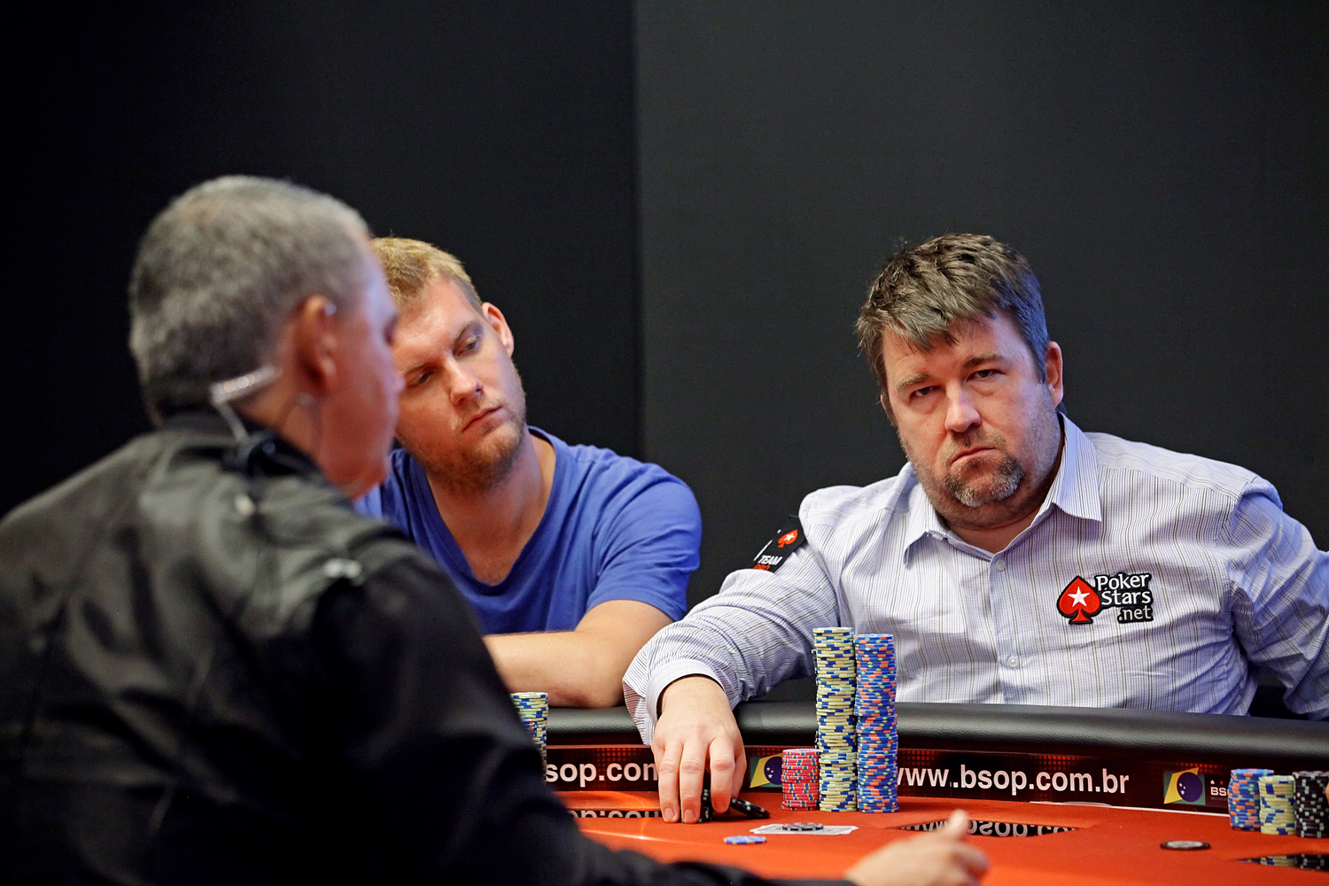 chris moneymaker bsop dia 3