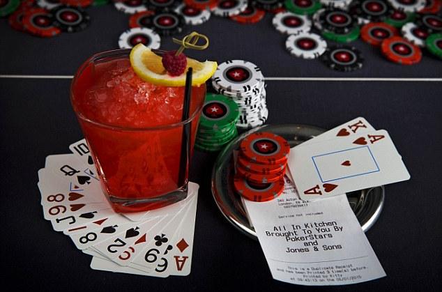 restaurante pokerstars