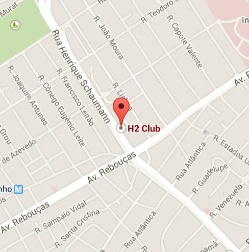 h2 clube de poker