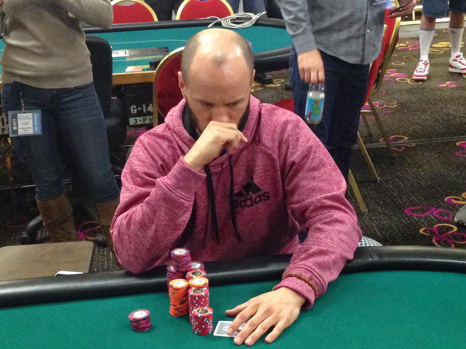 mike leah wpt la poker