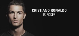 Cristiano Ronaldo PokerStars