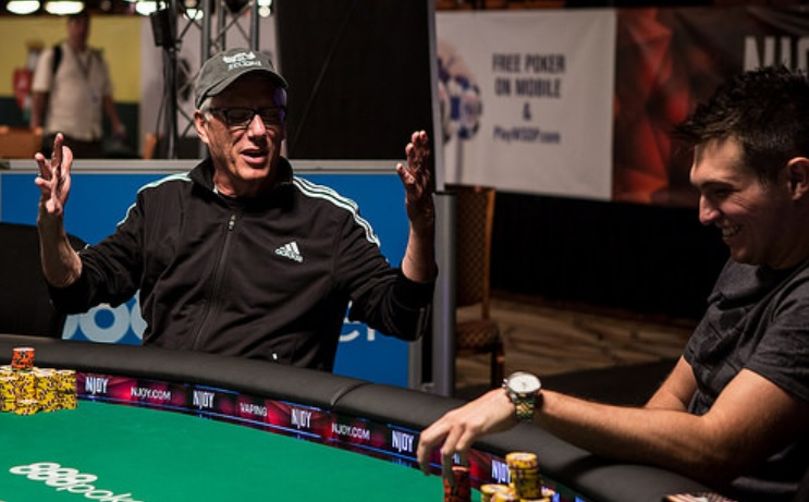 James Woods hollywood Doug Polk wsop