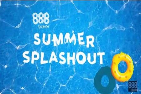 Summer splashout